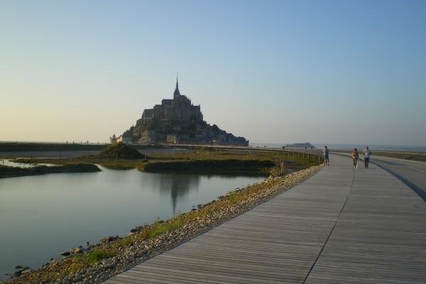 Reiseleitung Mont St Michel