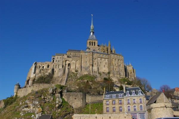 Reiseleitung Normandie - Mont St Michel