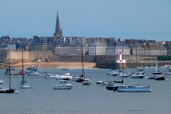 Halbtagesausflug St.Malo