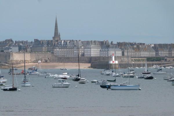 Stadtführung St Malo