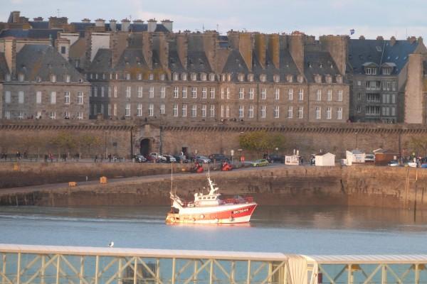 Reiseleitung Saint Malo