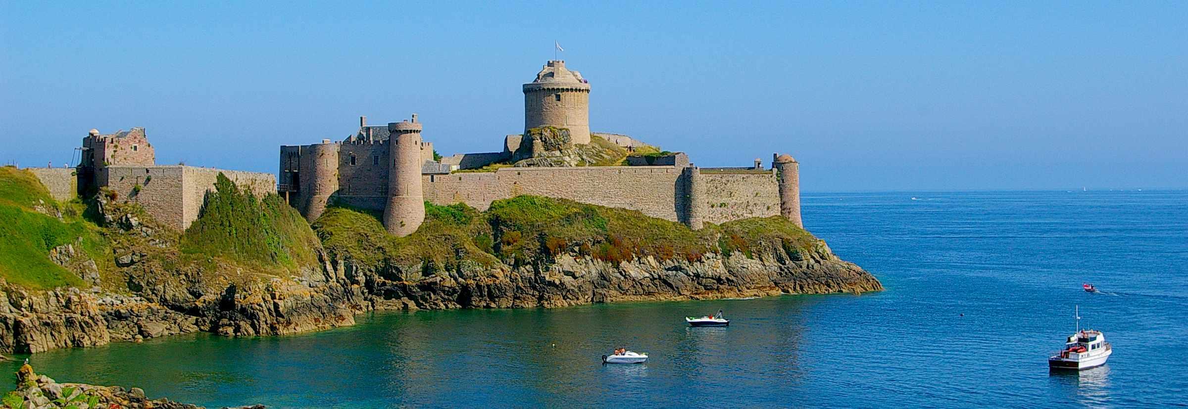 Reise in der Bretagne